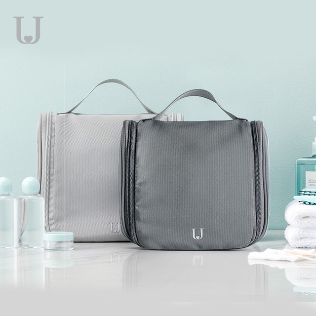 New Xiaomi Jordan&Judy Portable Travel Cosmetic Bag Neceser Hanging Wash Bag Neutral Make Up Bag Organizer Wash Storage Bag 2