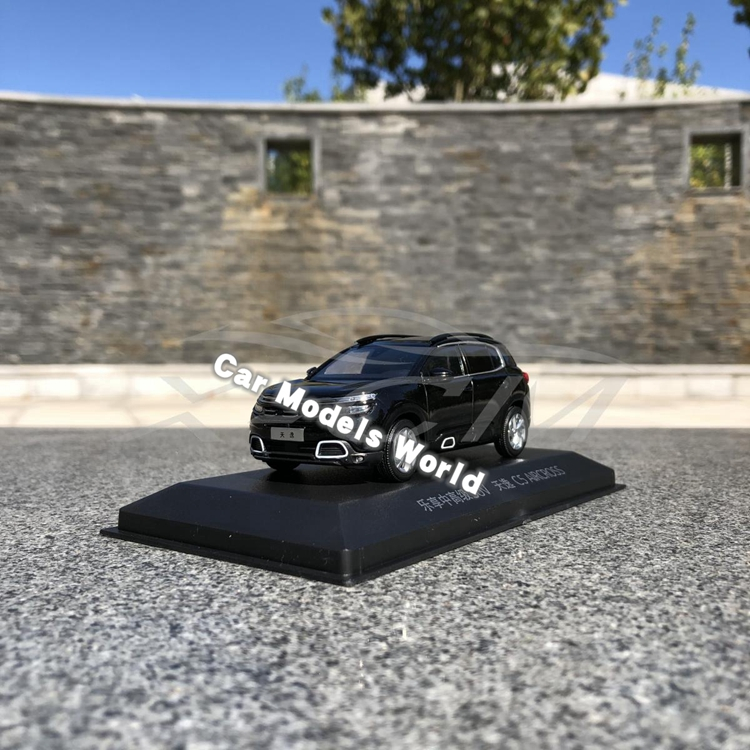 White SMALL GIFT!!!!!!!!!!! Car Model Citroen C5 Aircross SUV 1:43