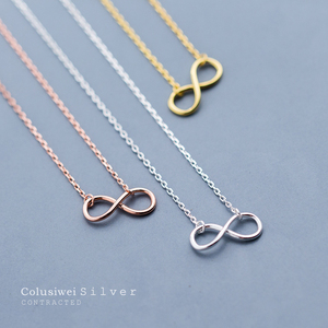 Colusiwei Authentic 925 Sterling Silver