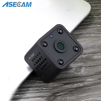 HD 1080P Mini Camera Wifi Night Vision Monitor Detector Sport action DV Video recorder Security Camcorder цена 2017
