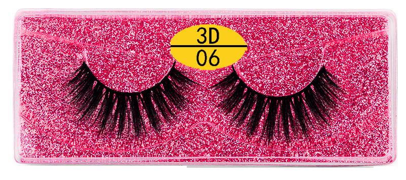 H734fd19f747b40c381ad4e15a1299be8A - MB Eyelashes Wholesale 40/50/100/200pcs 6D Mink Lashes Natural False Eyelashes Long Set faux cils Bulk Makeup wholesale lashes