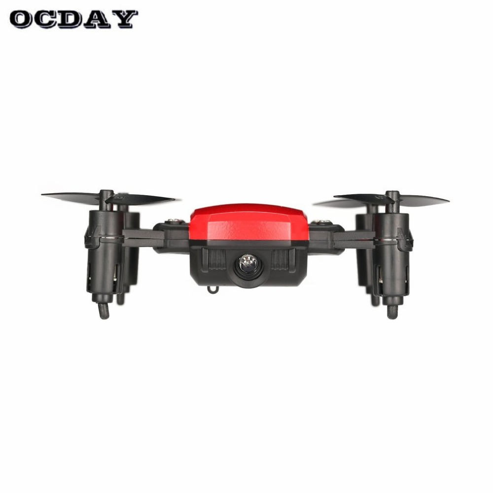 2019 SG8002 4Ghz Mini Pocket Foldable RC Quadcopter Drone Aircraft Altitude Hold One Key Return Headless Mode 3D Flip tz in RC Helicopters from Toys Hobbies