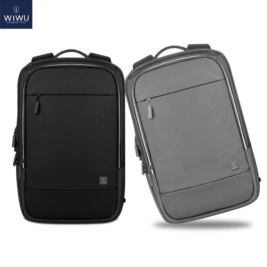 WIWU <font><b>Laptop</b></font> <font><b>Backpack</b></font> <font><b>15</b></font> inch Waterproof Traveling <font><b>Backpacks</b></font> <font><b>Women</b></font> Men's Back Pack Large Capacity School <font><b>Laptop</b></font> Bag Case <font><b>15</b></font>.6 image