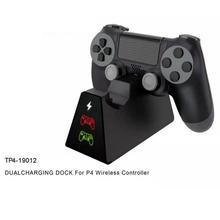 For PS4 Controller Dual USB Charger Dock Station with LED Display for Playstation 4 PS4 / PS4 Slim / PS4 Pro Controller видеоигра для ps4 for honor