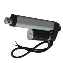 цена на CH758 Force 125N Stroke 500mm Linear Actuator 24V DC IP54 Linear Motor for Screen Door 42mm/s Speed