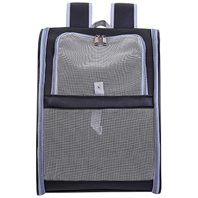 Accessories Pet Backpack Bird Parrot Travel Bag Cage Mesh Breathable Fashion Outdoor Adjustable Strap Foldable Carrier Zipper 1