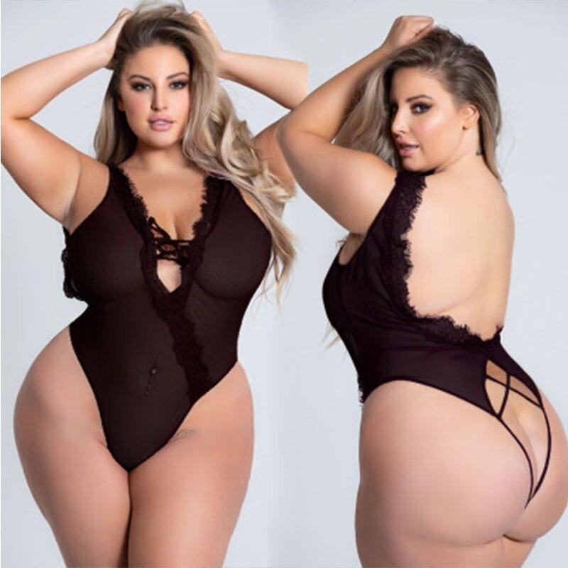 Body Lingerie grande taille