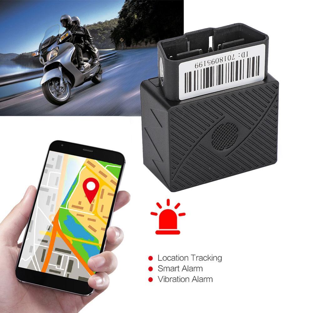 ASHATA Locator Device GPS Tracker Mini Vehicle GSM GPRS GPS Car ...