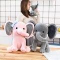 25 см мягкий игрушечный слон перед сном оригиналы Choo Express плюшевые игрушки слон Humphrey мягкие плюшевое игрушечное животное