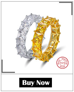 H7351a19c307d45278be514308460055ca ORSA JEWELS 100% Real 925 Sterling Silver Rings For Women Men Engagement & Wedding Band AAA CZ Trendy Party Jewelry SR48