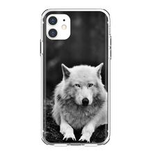 Baby Wolf Wallpapers For Samsung Galaxy A10 A30 A40 A50 A60 A70 S6 Active Note 10 Plus Edge M30 Silicone Case Cover(China)