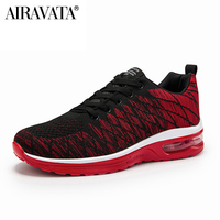 Red-Couple Running Shoes Fashion Comfortable Breathable Outdoor Lightweight Sneakers