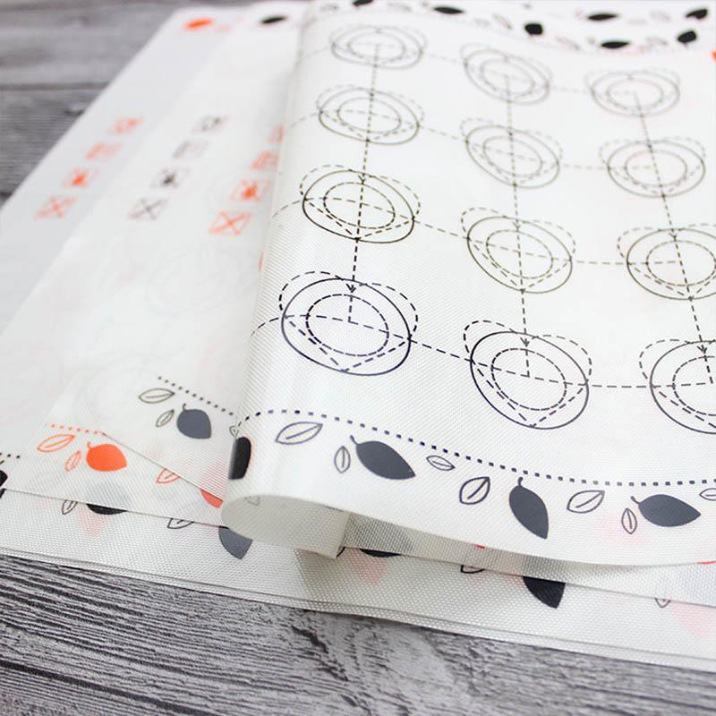 Антипригарная 1 шт. посуда для выпечки выпечка макарон коврик для раскатки теста кондитерский торт лист духовка, макароны инструменты для приготовления тортов Формы для тортов      АлиЭкспресс