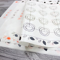 Nicht Stick 1Pcs Backformen Macarons Backen Matte Roll Pad Teig Gebäck Kuchen Blatt Gebäck Backofen Pasta Werkzeug Kuchen machen Werkzeuge|Backformen|Heim und Garten -