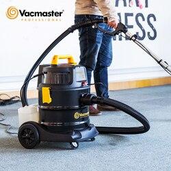 Vacmaster Industrielle Staubsauger 1300W Leistungsstarke Wet Dry Staubsauger für Teppich Werkstatt Staubsauger Mit Edelstahl Tank