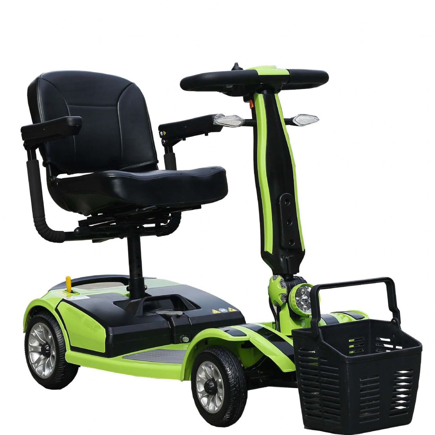 Small Electric Bike Mobility Scooter For Elderly And Disabled