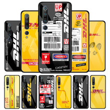 Telefon Fall für Xiaomi Mi Hinweis 10 Lite 9T 10T Pro CC9 CC9E Poco F2 X2 X3 NFC c3 M2 Gehärtetem Glas Abdeckung DHL express