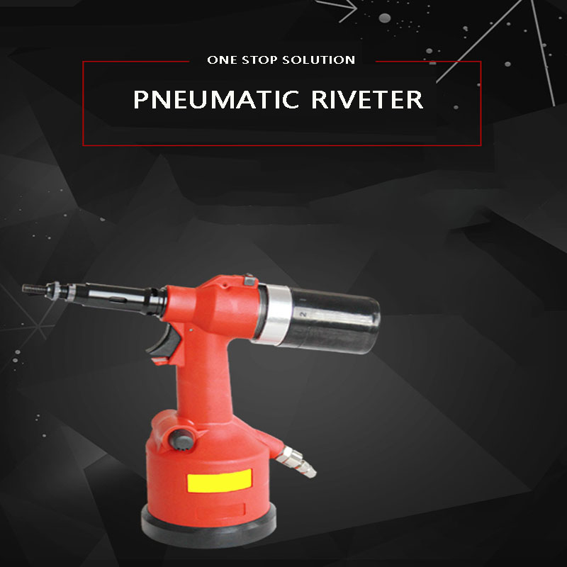Pneumatic Riveting Nut Gun Pulling Female Gun Pulling Head Gun Pulling Cap Gun Full-automatic Nut Gun Screw Pattern Tool