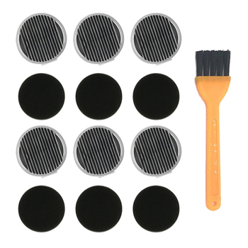12Pcs Hepa Filter For Xiaomi Roidmi Wireless F8 Smart Handheld Vacuum Cleaner Replacement Efficient Hepa Filters Parts Xcqlx01R