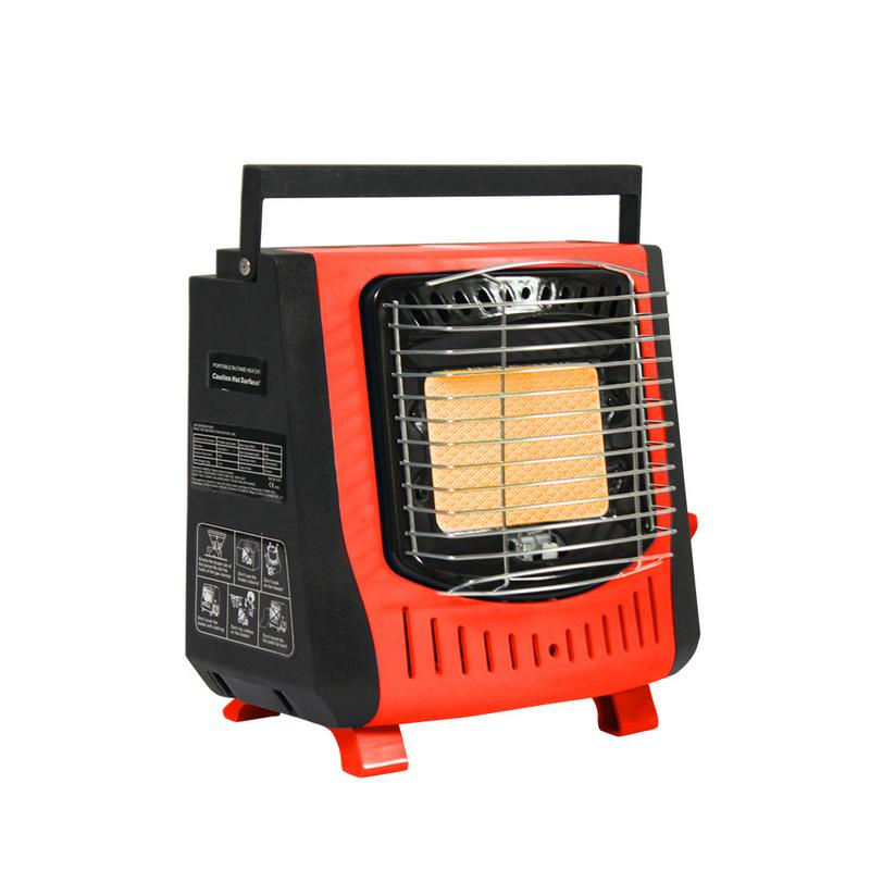 Portable Mini Bivvy Heater Camping Carp Fishing Tent Gas Stove Warmer Bank Life