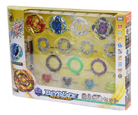 TakaraTomy Beyblade Burst B 128 Super Z 4pcs/set Cho z Customize Set Bayblade Be Blade Top Spinner Classic Toy