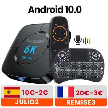 transpeed Android 10.0 Bluetooth TV