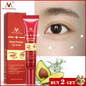 Peptide Collagen Eye Cream Anti-Wrinkle Anti-aging Hydrate Dry Skin Remover Dark Circles Eye Care Against Puffiness And Bags(China)