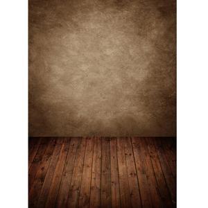 Image 2 - Parede marrom piso de madeira fundos fotográficos crianças pano vinil foto backdrops para estúdio foto fundo