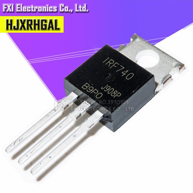 30PCS IRF840 IR 740 T0220