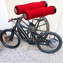 MTB Bike Handlebar Grip Anti-slip sponge Grips Lightweight B