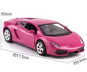 Весы из 143 сплава с обратной связью, металлическая модель автомобиля для литья под давлением, Игрушечная модель для коллекции, подарок друг...