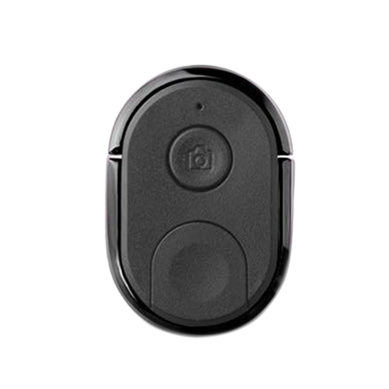 AMS Mini Wireless Bluetooth Remote Control Self Timer Camera Shutter Mobile Phone Ring Buckle Multi Function Desktop Back Lazy S Body Parts     - title=