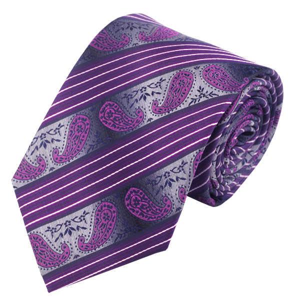Hi-kravat çizgili tasarımcı 60 stilleri 100% ipek tek kravatlar erkekler için nokta erkek kravat siyah kırmızı şerit lüks çiçek düğün kravat