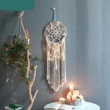 Ins скандинавский стиль Тканый гобелен креативный домашний подарок