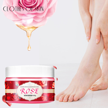 Rose Nourishing Foot Mask Remove Dead Skin Moisturizing Odor Care Exfoliation Whitening Tight CLOTHES OF SKIN