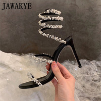 Summer Pearl Wedding Sandals High Heel Formal Party Shoes Runway Ankle Strappy Open Toe sandals for Women