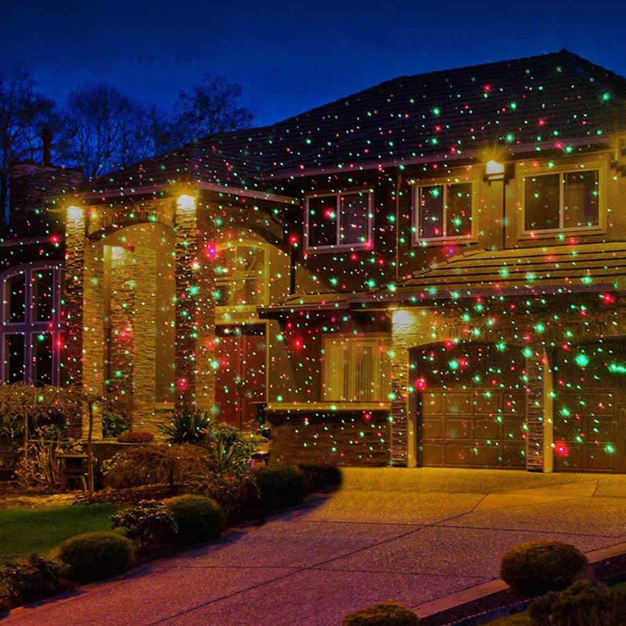 Spotlight Projector Christmas Lights