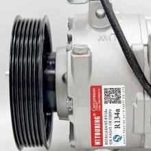 Ac Compressor Clutch-Set Car-Air-Conditioning 97701-2P200 Kia Sorento for DVE18