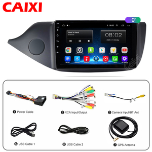 Image 5 - CAIXI 2din Android Car Radio Multimedia Video Player autoradio rds audio GPS Navigation dvd  For KIA Ceed CEED JD 2012 2018