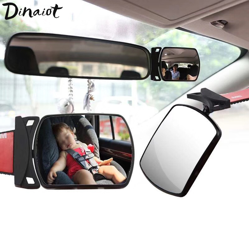 Car Baby Back Seat Rear View Mirror for Infant Child Toddler Safety View M3