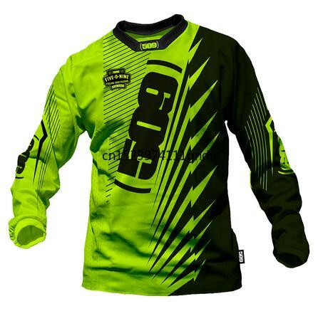 2020 New Motorcycle Riding Downhill Jersey MTB Off Road Mountain Bike DH Bicycle Moto Jersey DH BMX Motocross Jersey