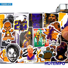Stickers Kobe-Style Toys Suitcase Car Decal Skateboard Laptop for Fans DIY Mobile-Phone-Pad