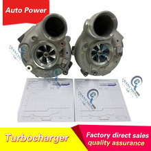 Para o turbocompressor rs7 079145721b 079145722b turbo para audi rs7 turbo de alta potência