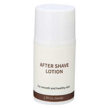 Męskie po goleniu balsam po goleniu koją nawilżają skórę po goleniu zmniejszyć zaczerwienienie Razor Burn 50ML po goleniu krem tanie i dobre opinie TMISHION Mężczyzna CN (pochodzenie) Post After Shave Lotion 3 Years