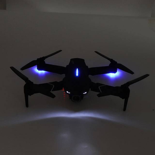 Eachine E520 WIFI FPV Drone 4K/1080P HD Wide Angle Camera Altitude Hold Foldable Aerial Video Quadcopter Aircraft Upgraded E58 5
