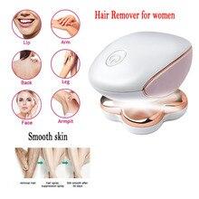цена на Hair removal epilator For women Painless Electric Depilator shaving  razor body Leg Bikini Underarm Depilation Shaver