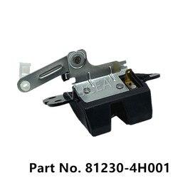 Rear liftgate trunk lock For Hyundai 2007 2015 2018 - 2021 H-1 Grand Starex H-1 I800 812304H001 81230 4H001 81230-4H001