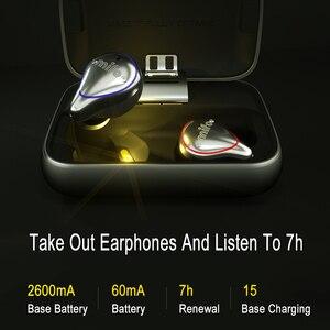 Image 5 - Mifo O5 Bluetooth 5.0 słuchawki douszne bezprzewodowy zestaw słuchawkowy IPX7 wodoodporna wkładka douszna wbudowany mikrofon dźwięk radia słuchawki Bluetooth