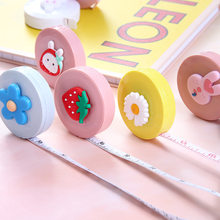 150cm/60 Tape Measures Sewing Tailor Retractable Tape Measure Portable Mini Inch Roll Ruler Automatic Sewing Retractable Tools