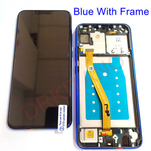 """Image 4 - 6.3"""" Display for Huawei P Smart Plus LCD Display INE LX1 Nova 3i Touch Screen For Huawei P Smart Plus LCD Screen with Frame"""